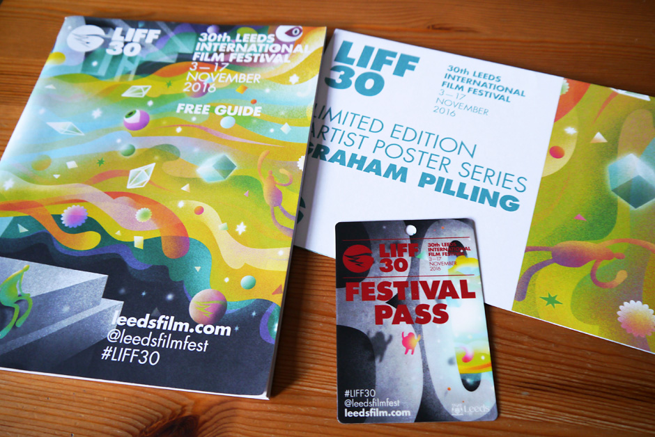 Leeds International Film Festival Guide and Pass
